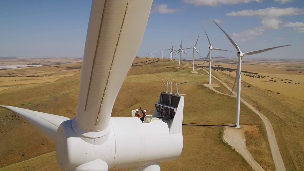 Snowtown Wind Farm II - Siemens Australia/New Era Media
