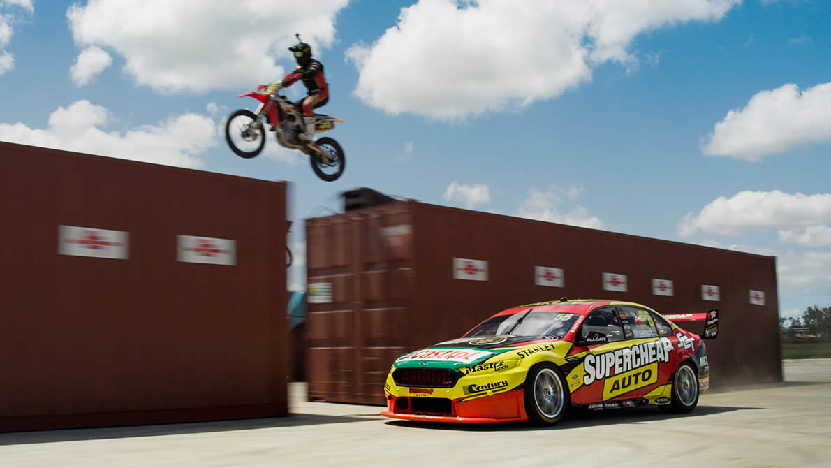 Supercheap Auto 2017 livery launch